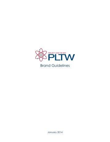 PLTW Brand Standards-Jan2014