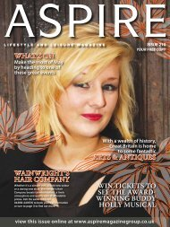 issue 210 - Aspire Magazine