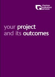 Your Project and it's Outcomes - Norfolk County Council