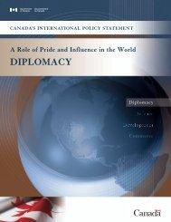 DIPLOMACY - Dr. Walter Dorn
