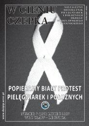 LIPIEC 2007 ( 2795 kB) - Dolnośląska Okręgowa Izba Pielęgniarek i ...