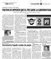 Forman un TUCPRI Inseguridad atrapa a maestros en la sierra - Page 3