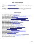Writers' Organizations and Resources - UC Davis Extension - Page 2