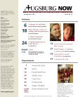 Download the Summer 2004 PDF - Augsburg College - Page 3