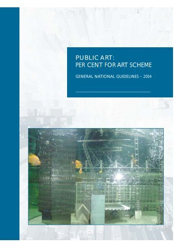 per cent for art scheme - The Office of Public Works