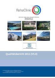 Quellenstrasse 34 5330 Bad Zurzach Rehabilitation
