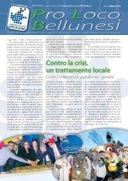 Contro la crisi, un trattamento locale - UNPLI Veneto