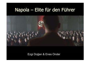 Elite für den Führer Elite für den Führer