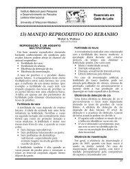 13) manejo reprodutivo do rebanho - Babcock Institute - University ...