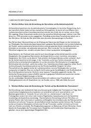 MEDIENKULTUR II I. GESCHICHTE DER TONAUFNAHME 1 ...