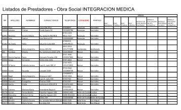 cartilla integración medica - Cpsi.org.ar