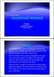 EPS presentation • 30 year old female she is an engineer married ...