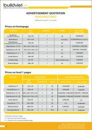 Prices on level 1 pages