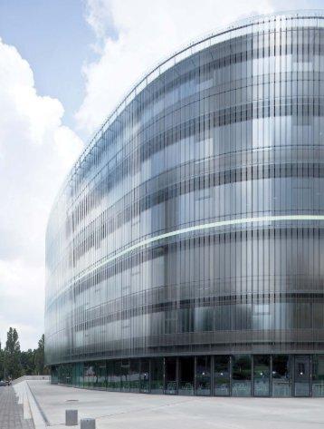 top realizace - národní technická knihovna - Architekt
