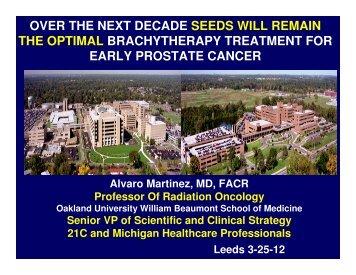 here - Prostate Brachytherapy UK & Ireland Conference