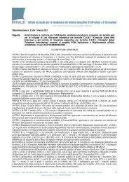 Determinazione n. 31 del 07/03/2013 - Invalsi