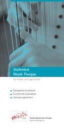 Flyer (PDF) - Musikschulen Thurgau