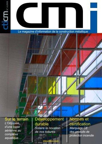 Télécharger le CMI - cticm