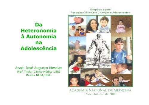 Acad. José Augusto Messias