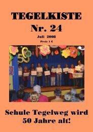 Tegelkiste 24 - Schule Tegelweg