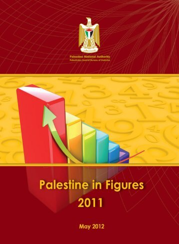 PCBS - Palestine in Figures 2011, May 2012 - Local Development ...
