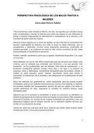 violencia de género - Sida Studi