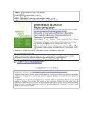 2008-Alarcon-PytoremediationPetroleum - Aggie Horticulture ...