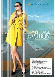 Heritage Fashion - 3nana