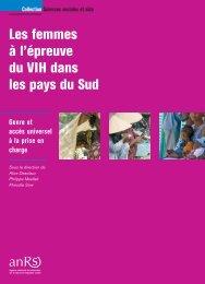Femmes & VIH pays Sud - Médecins du Monde