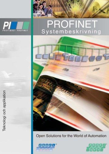 PROFINET Systembeskrivning 2009 - Profibus