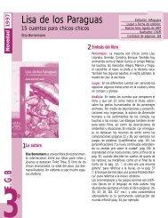 Guía Lisa de los Paraguas - Alfaguara Infantil