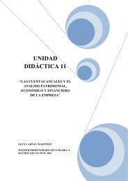 Las cuentas anuales y el análisis patrimonial ... - Ecobachillerato