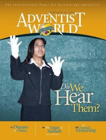 Adventist World - RECORD.net.au