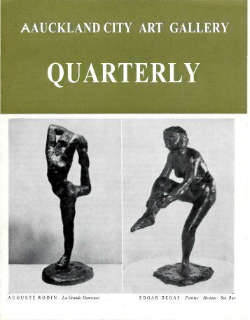 Issue 2 - Spring 1956 (PDF, 658.84KB) - Auckland Art Gallery