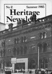 Heritage Newsletter, No 2