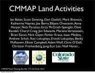 Land Surface Hour - cmmap
