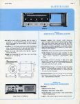 HP 8620 Family Technical Datasheet June 1972 ( PDF, 6.6 Mo ) - Page 3