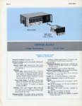 HP 8620 Family Technical Datasheet June 1972 ( PDF, 6.6 Mo ) - Page 4