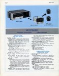 HP 8620 Family Technical Datasheet June 1972 ( PDF, 6.6 Mo ) - Page 7