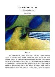 giorni di pietra XXXIII - alphonse doria