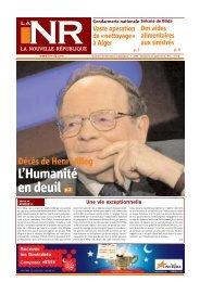 Page 01-4690CSEAREZKI - La Nouvelle République