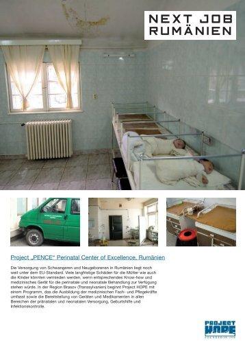 Factsheet_Rumaenien_Okt_2007.pdf - Project HOPE eV