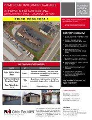 3383 s high street prime retail investment - NAI Ohio Equities, LLC