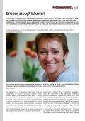 numer 5 - Wyższa Szkoła Humanitas - Page 5
