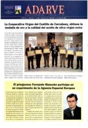La Cooperativa Virgen del Castillo de Carcabuey, obtiene la ...