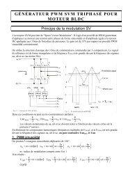 Principe_SVM_BLDC - Ressources et projets électroniques
