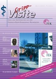 Eine neue Tradition am FEK - FEK Friedrich-Ebert-Krankenhaus ...