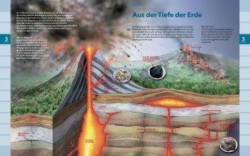 Aus der Tiefe der Erde - Friedrich Verlag