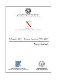 Scarica il Rapporto Completo - Invalsi