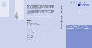 Weitere Informationen - Steuern Luzern